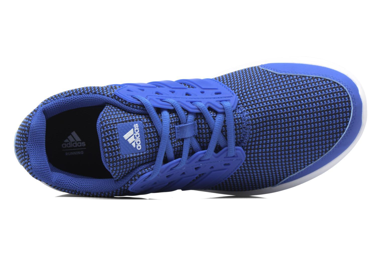 Chaussures de sport Adidas Performance galaxy 3.1 m Bleu vue gauche