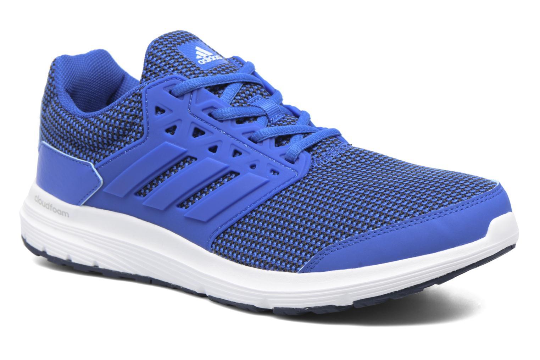 Chaussures de sport Adidas Performance galaxy 3.1 m Bleu vue détail/paire