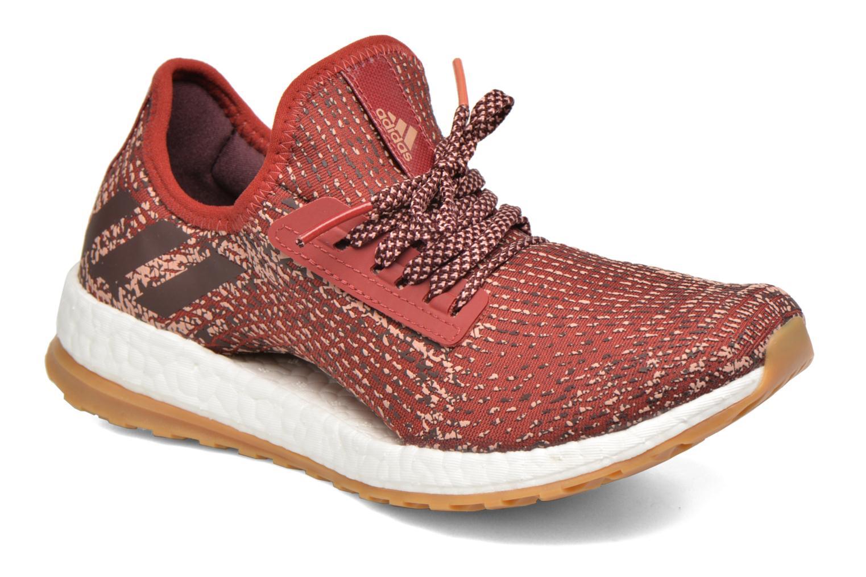 87a1ab725fe6 Adidas Performance PureBOOST X ATR (Rouge) - Chaussures de sport chez  Sarenza (290813