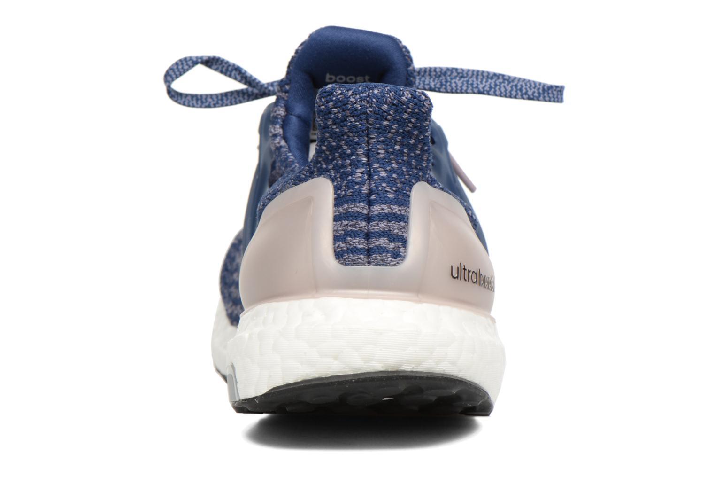 Chaussures de sport Adidas Performance UltraBOOST w Bleu vue droite
