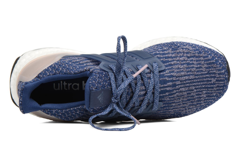 Chaussures de sport Adidas Performance UltraBOOST w Bleu vue gauche