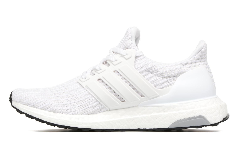 Chaussures de sport Adidas Performance UltraBOOST w Blanc vue face