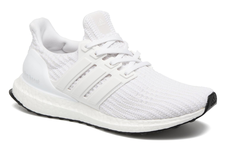 Chaussures de sport Adidas Performance UltraBOOST w Blanc vue détail/paire