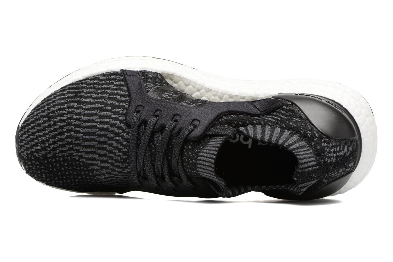 Chaussures de sport Adidas Performance UltraBOOST X Noir vue gauche