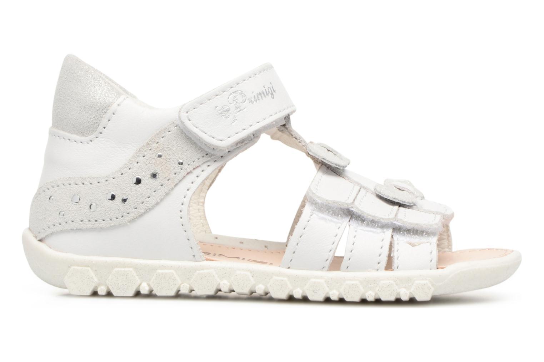 Sandales et nu-pieds Primigi Bruna Blanc vue derrière