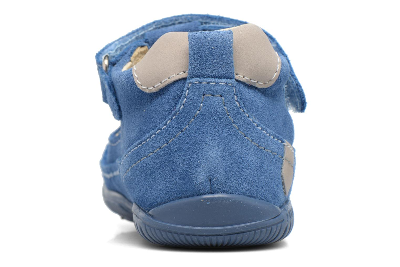 Schoenen met klitteband Primigi Luca Blauw rechts