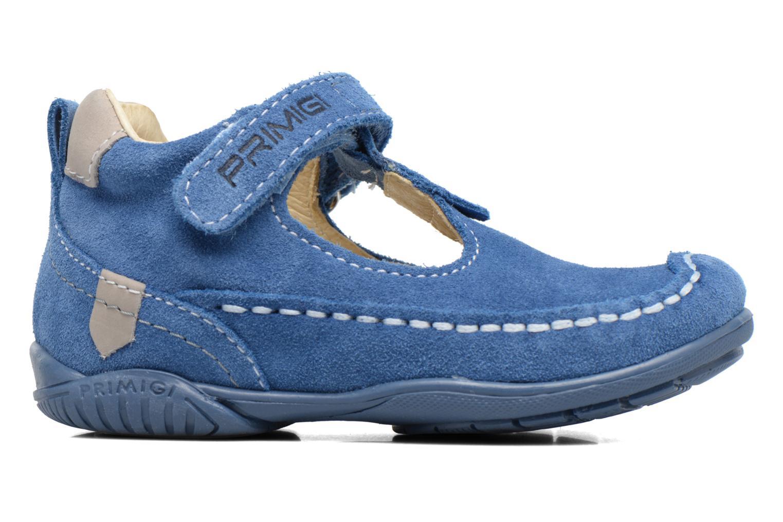 Schoenen met klitteband Primigi Luca Blauw achterkant