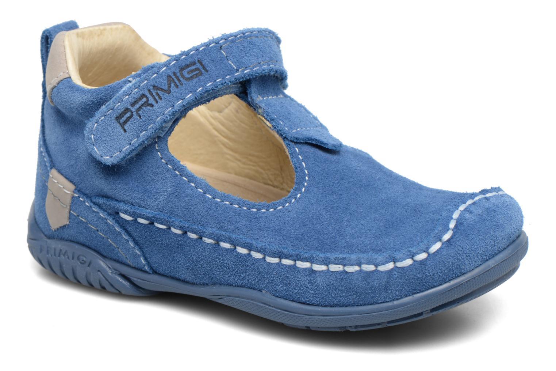 Schoenen met klitteband Primigi Luca Blauw detail