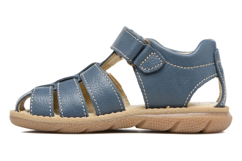 Sandales et nu-pieds Primigi Victorio Bleu vue face