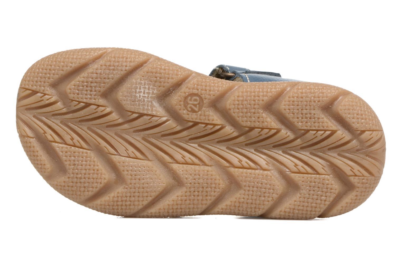 Sandales et nu-pieds Primigi Victorio Bleu vue haut