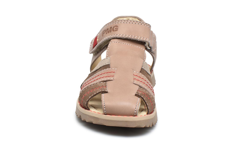 Sandales et nu-pieds Primigi Vasco Beige vue portées chaussures