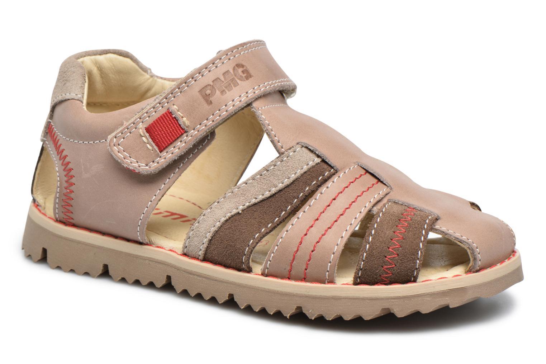 Sandales et nu-pieds Primigi Vasco Beige vue détail/paire