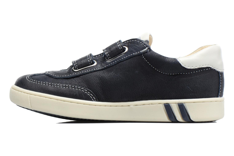 Sneakers Primigi Rocco Blauw voorkant