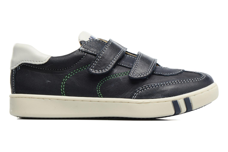 Sneakers Primigi Rocco Blauw achterkant