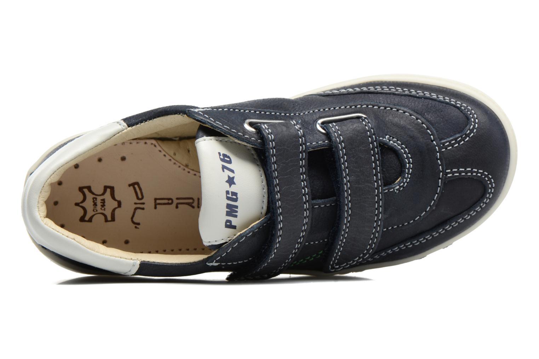 Sneakers Primigi Rocco Blauw links