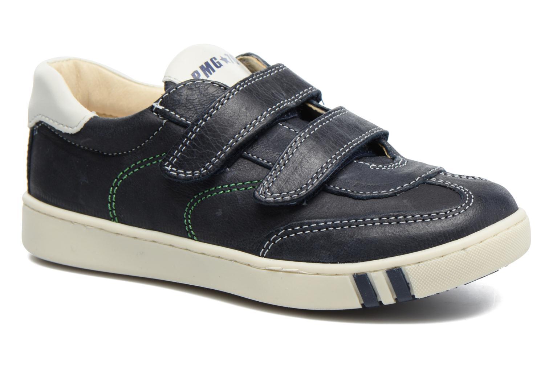 Sneakers Primigi Rocco Blauw detail