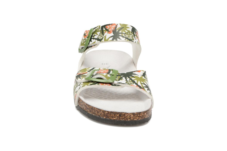 Sandales et nu-pieds Primigi Edvige Vert vue portées chaussures