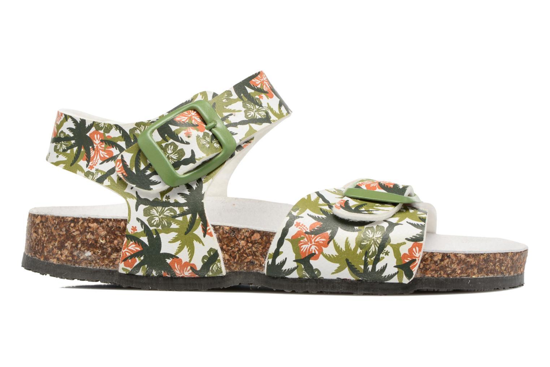 Sandales et nu-pieds Primigi Edvige Vert vue derrière