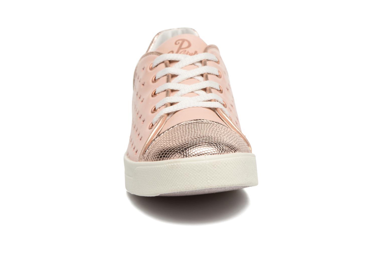 Baskets Primigi Palma Rose vue portées chaussures