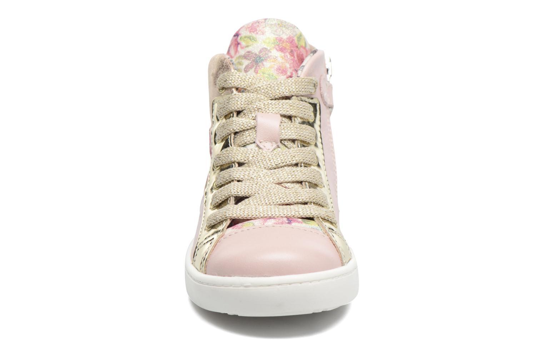 Baskets Primigi Ortensia Rose vue portées chaussures