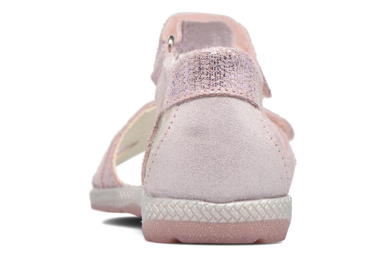Sandales et nu-pieds Primigi Cassandra Rose vue droite