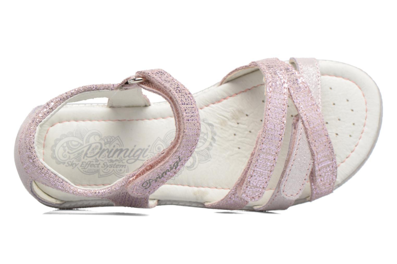 Sandali e scarpe aperte Primigi Cassandra Rosa immagine sinistra