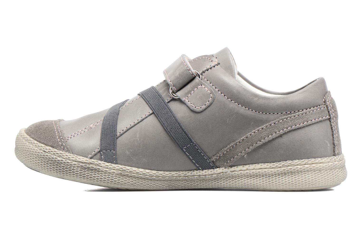 Trainers Primigi Milko Grey front view