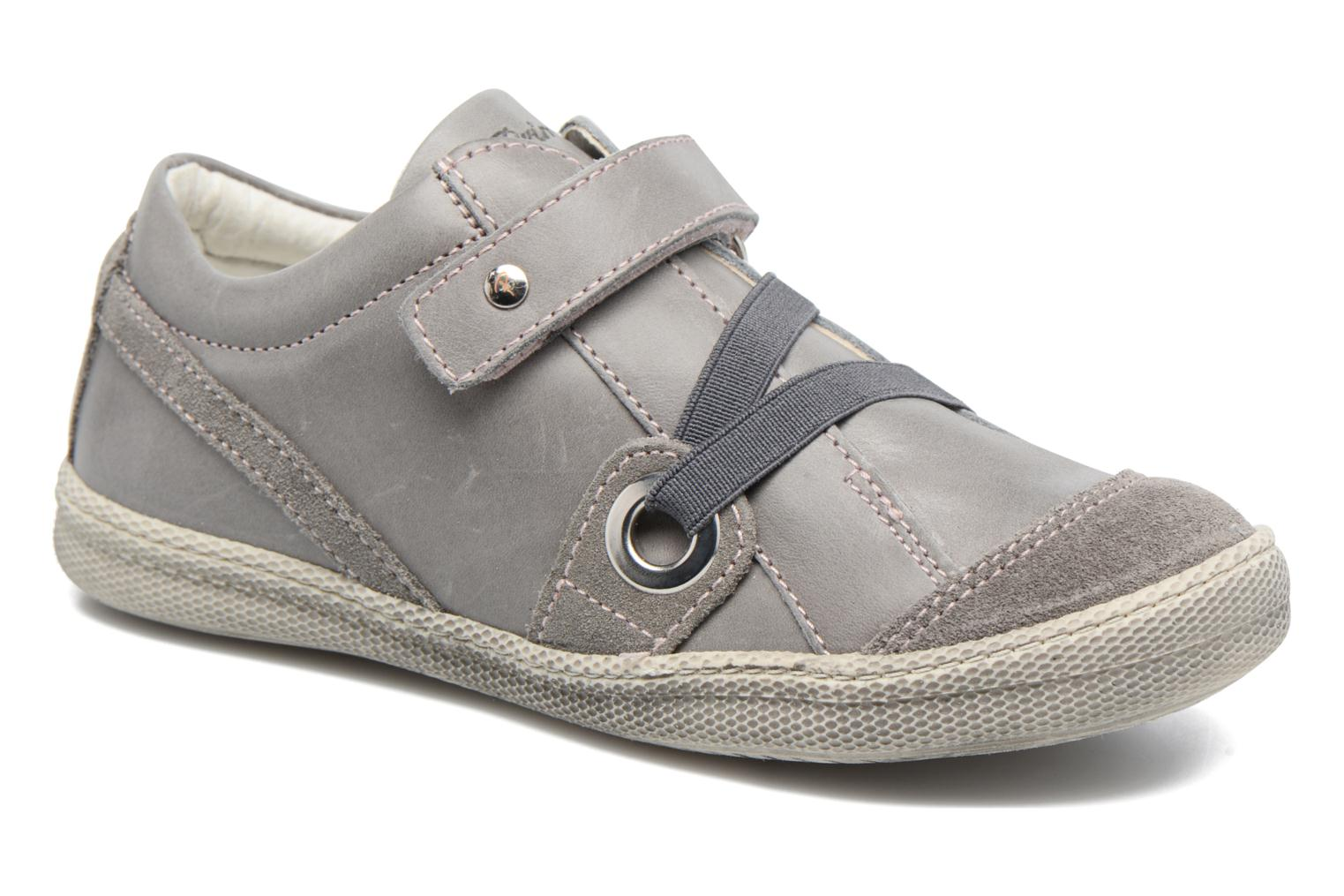Trainers Primigi Milko Grey detailed view/ Pair view