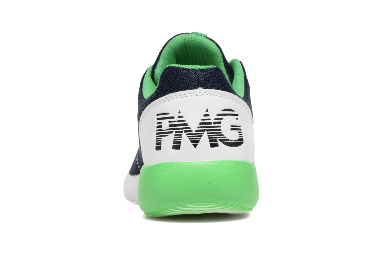 Baskets Primigi Polo Bleu vue droite