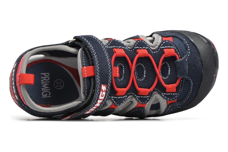 Sandales et nu-pieds Primigi Ulderico Bleu vue gauche