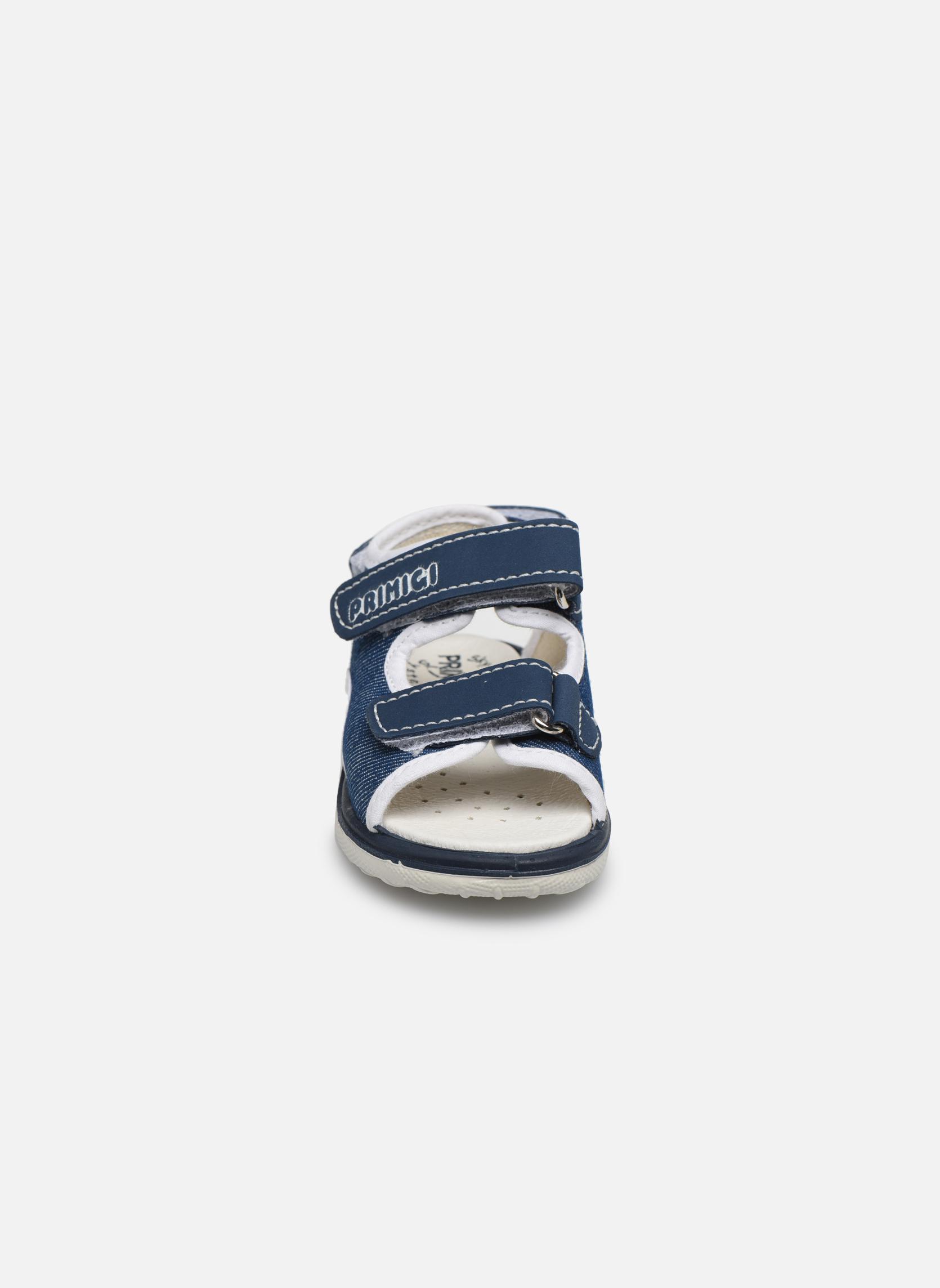 Sandales et nu-pieds Primigi Livio Bleu vue portées chaussures