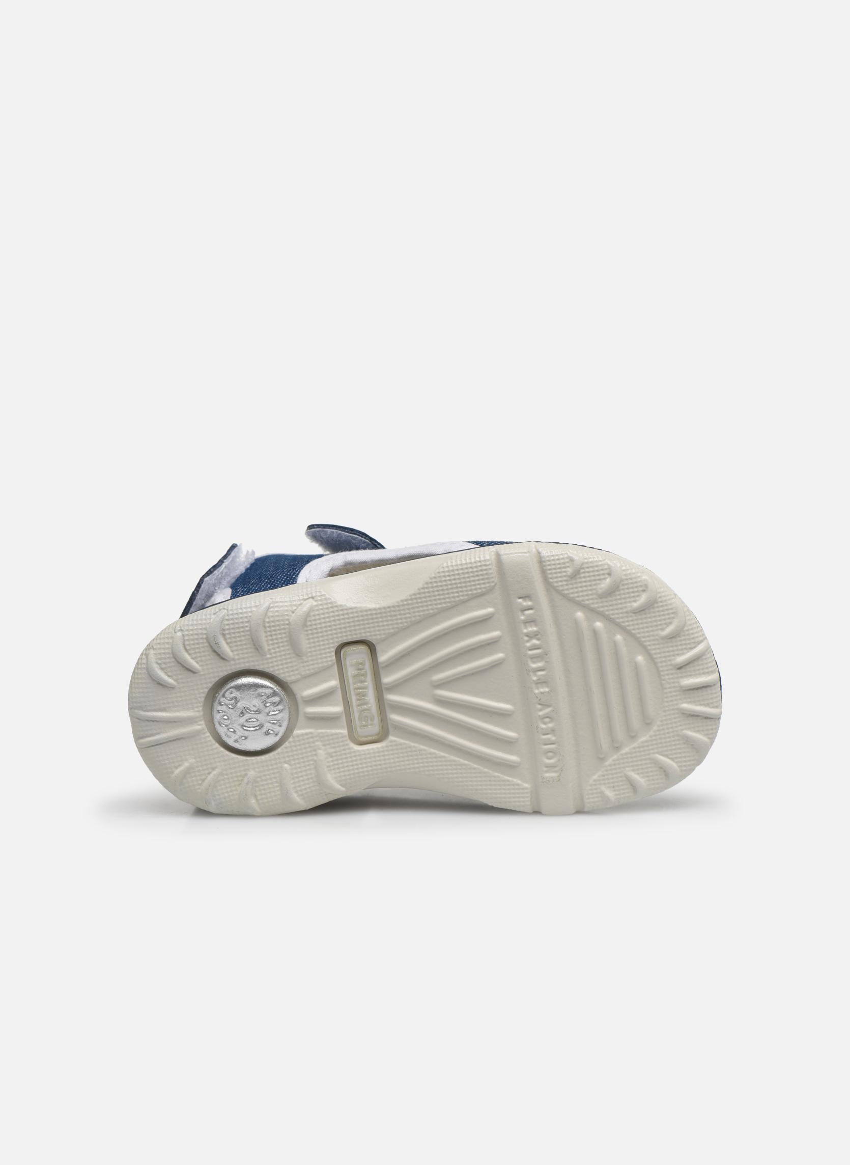 Sandales et nu-pieds Primigi Livio Bleu vue haut