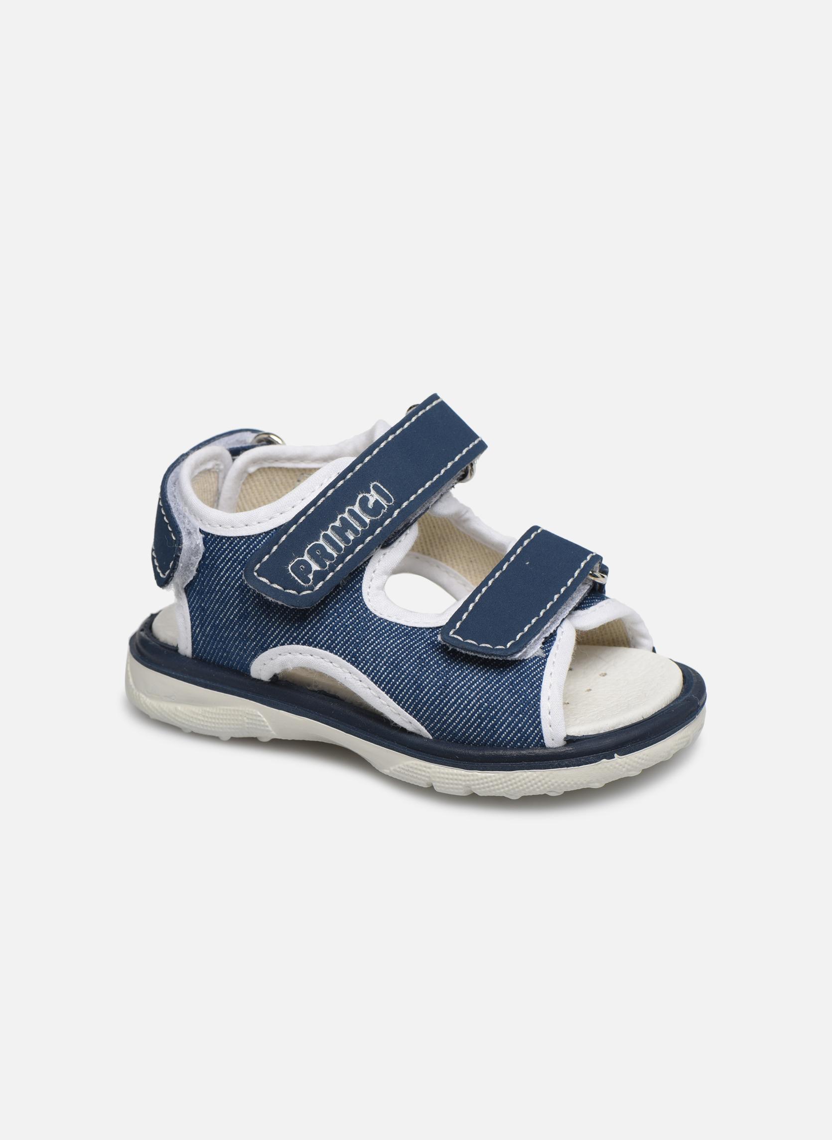 Sandales et nu-pieds Primigi Livio Bleu vue détail/paire