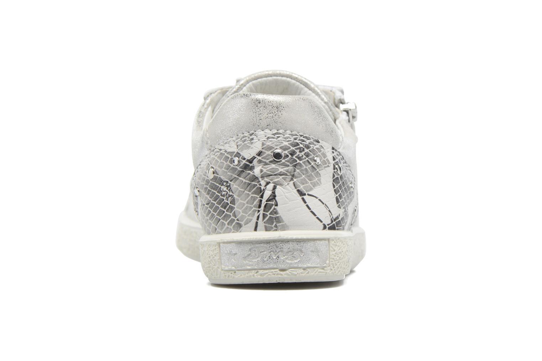 Sneakers Primigi Lorenza Zilver rechts