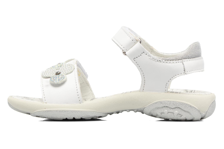 Sandali e scarpe aperte Primigi Anita Bianco immagine frontale