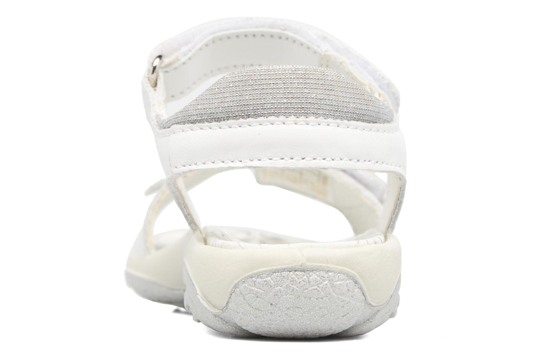 Sandali e scarpe aperte Primigi Anita Bianco immagine destra