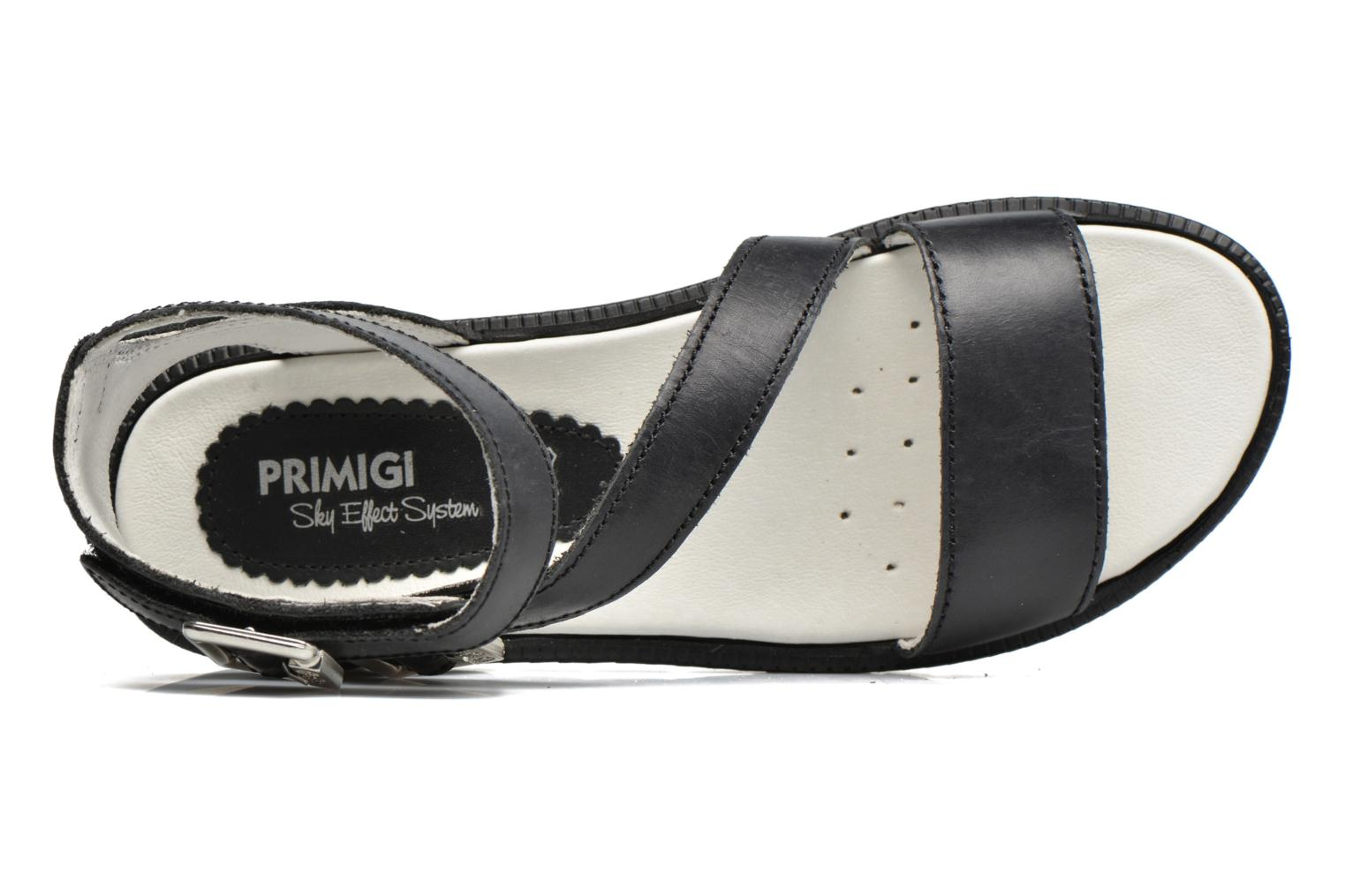 Sandals Primigi Alena Black view from the left