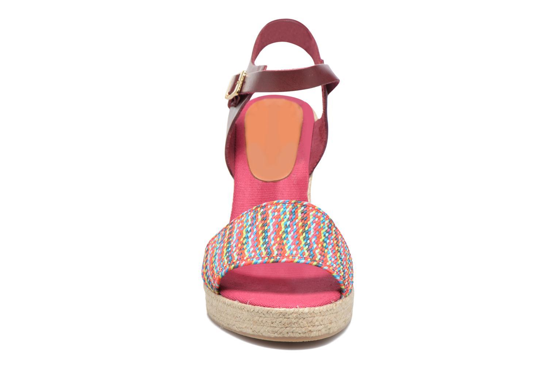 Sandales et nu-pieds Pare Gabia Athena Multicolore vue portées chaussures