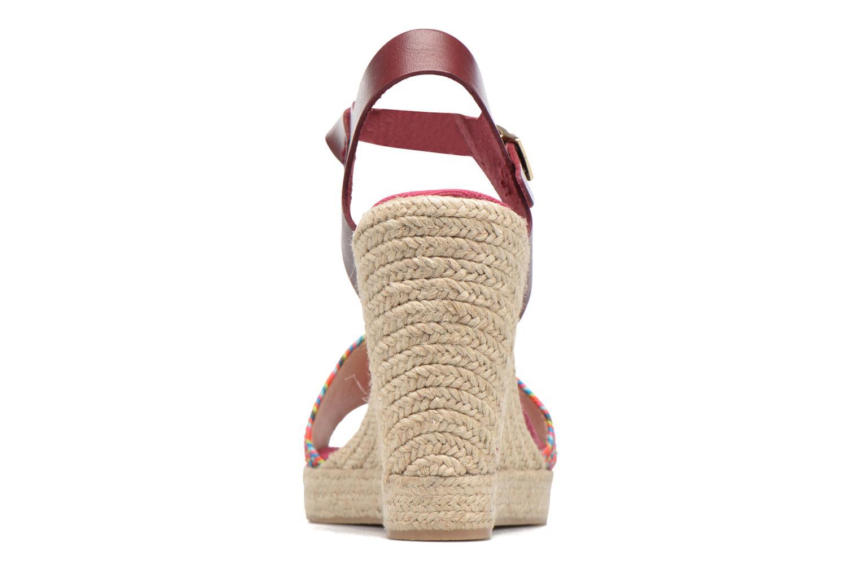 Sandales et nu-pieds Pare Gabia Athena Multicolore vue droite