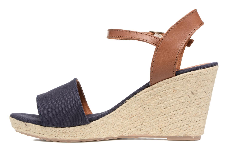 Sandalen Pare Gabia Marina Blauw voorkant