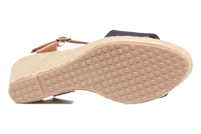 Sandalen Pare Gabia Marina Blauw boven