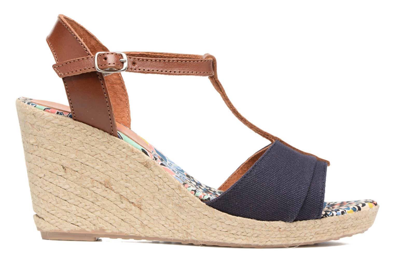 Sandales et nu-pieds Pare Gabia Mirage Bleu vue derrière