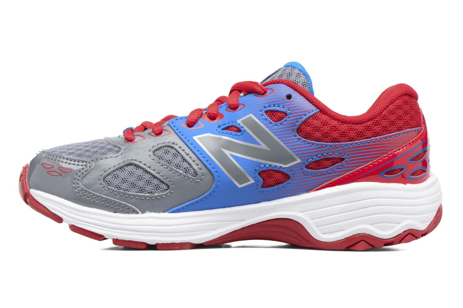 Baskets New Balance KR680 Multicolore vue face