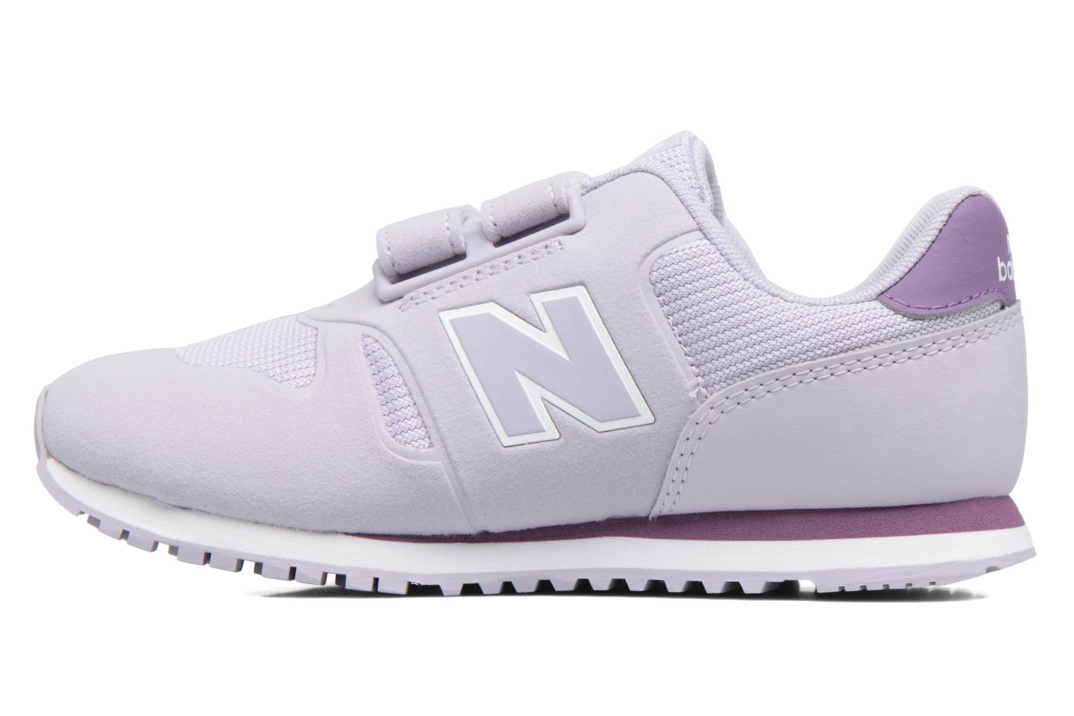 Baskets New Balance KA373 J Violet vue face