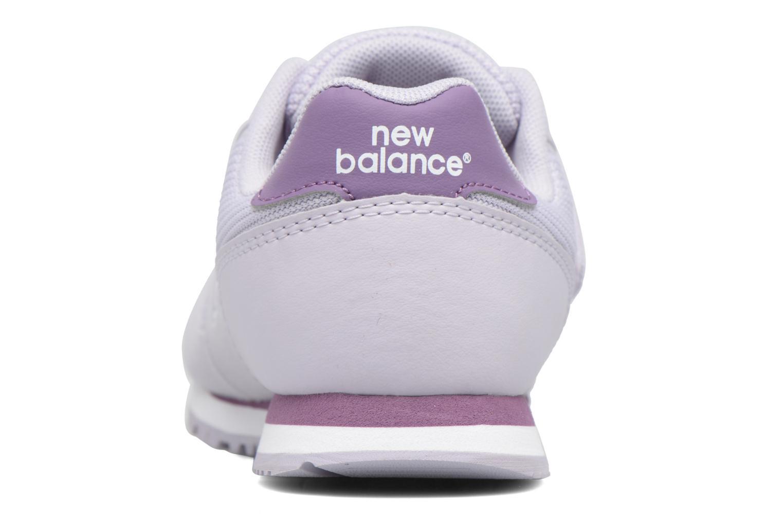 Sneakers New Balance KA373 J Viola immagine destra