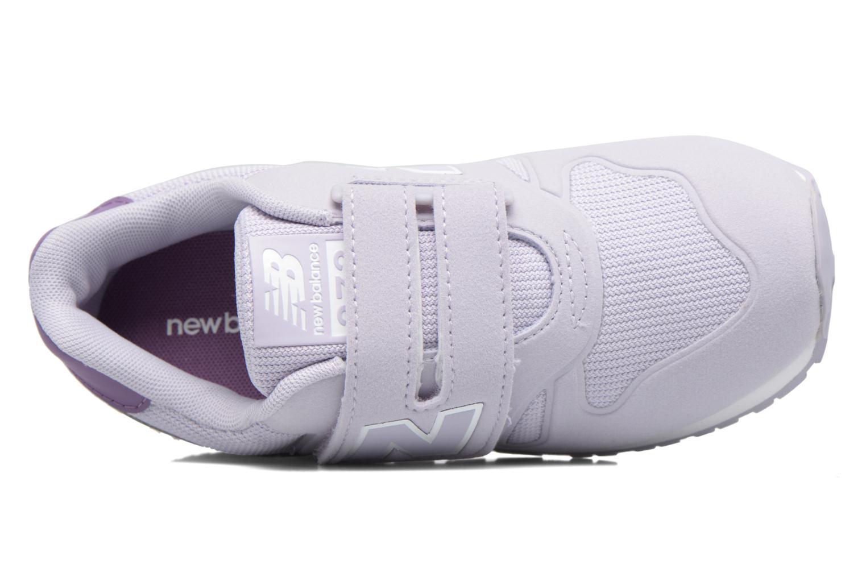 Sneakers New Balance KA373 J Viola immagine sinistra