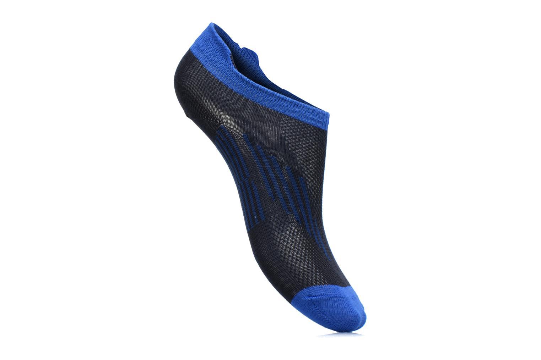 Chaussettes et collants Falke Mini-socquettes RUN & WIN SNEAKER Coton Sport Bleu vue détail/paire