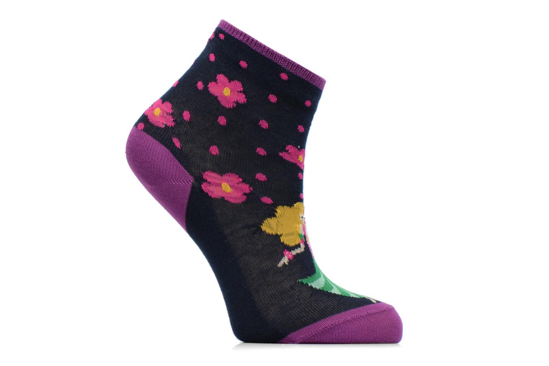 Socquettes HULA GIRL SHORT Coton 6120/DARKNAVY