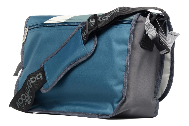 Sacs à main Babymoov Sac à Langer Messenger Bag Bleu vue droite