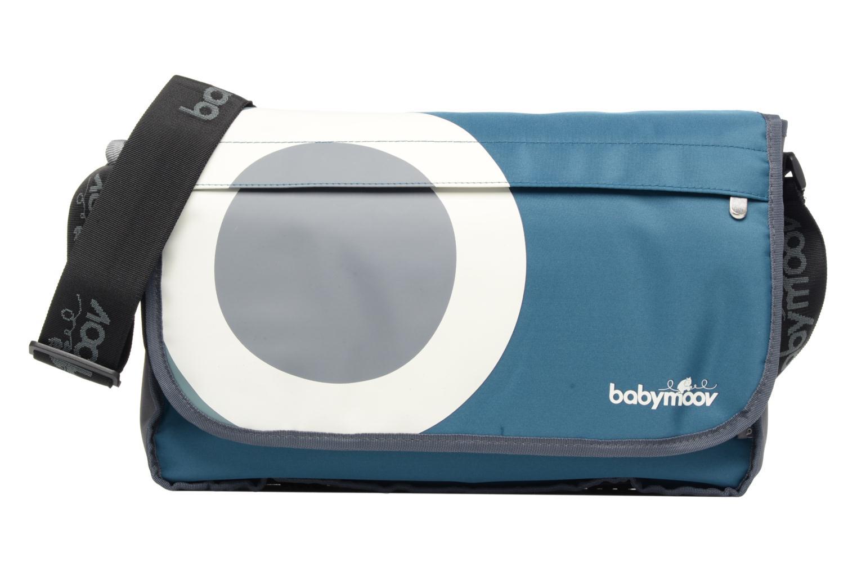Sacs à main Babymoov Sac à Langer Messenger Bag Bleu vue détail/paire